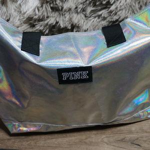 Pink VS Chromatic Tote Bag
